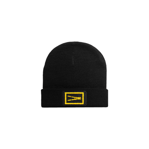 Embroidered Bolt Cutter Beanie