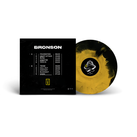 BRONSON Limited Edition LP + Digital Album
