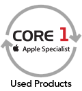 Core 1 Apple Specialist Store Used Equpipment