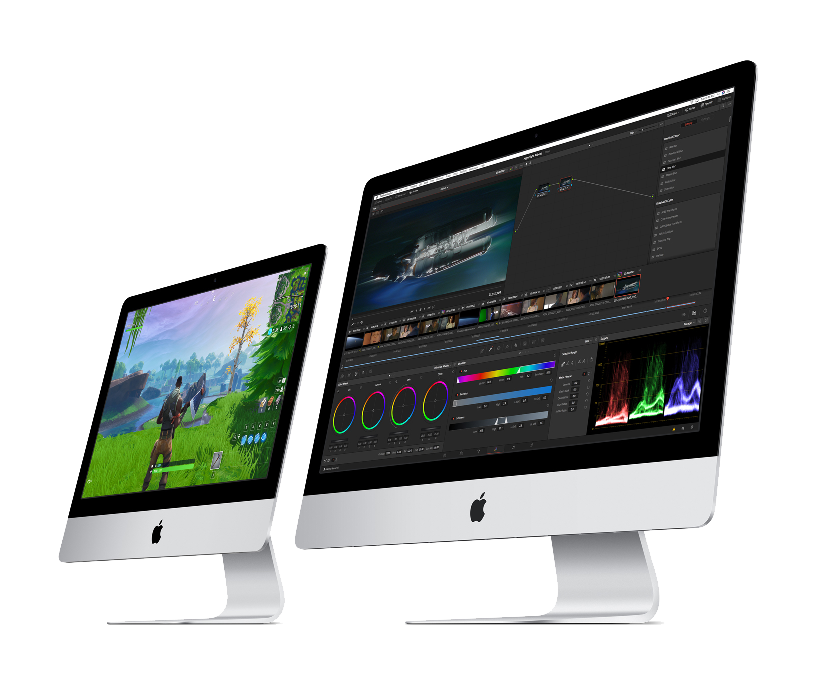 iMac 21.5-inch and 27-inch