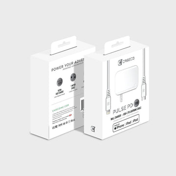 Caseco Pulse PD 18W Wall Charger