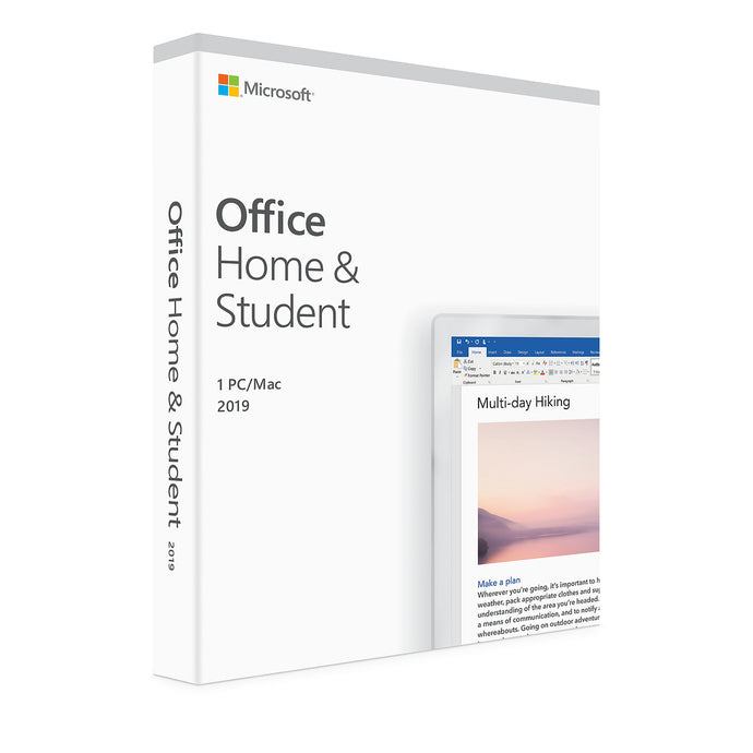 Microsoft Office 2019 Home & Student for Mac
