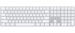 Apple Magic Keyboard with Numeric Keypad - US English