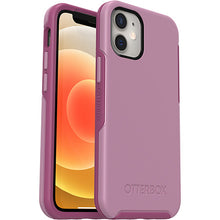 Load image into Gallery viewer, Otterbox Symmetry Protective Case Orchid/Rosebud for iPhone 12 mini