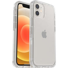 Load image into Gallery viewer, Otterbox Symmetry Clear Protective Case Clear for iPhone 12 mini