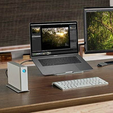 Load image into Gallery viewer, LaCie d2 Thunderbolt 3 USB-C Drive