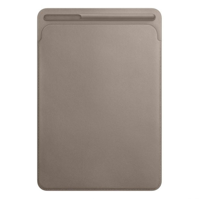 Apple Leather Sleeve for 10.5-inch iPad Air/Pro and 10.2-inch iPad 8th Gen - Taupe