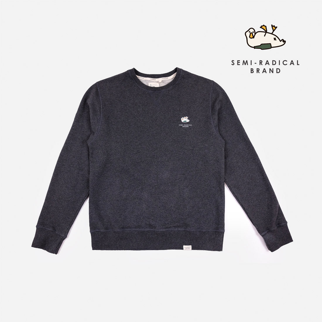 THE SWEATER Dark Gray