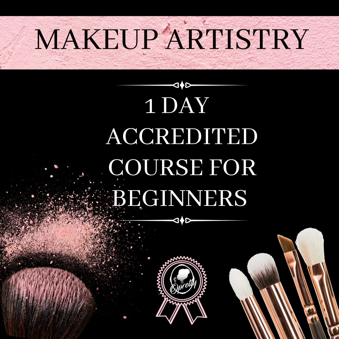Makeup Artistry - 1 Day Accredited Course for Beginners
