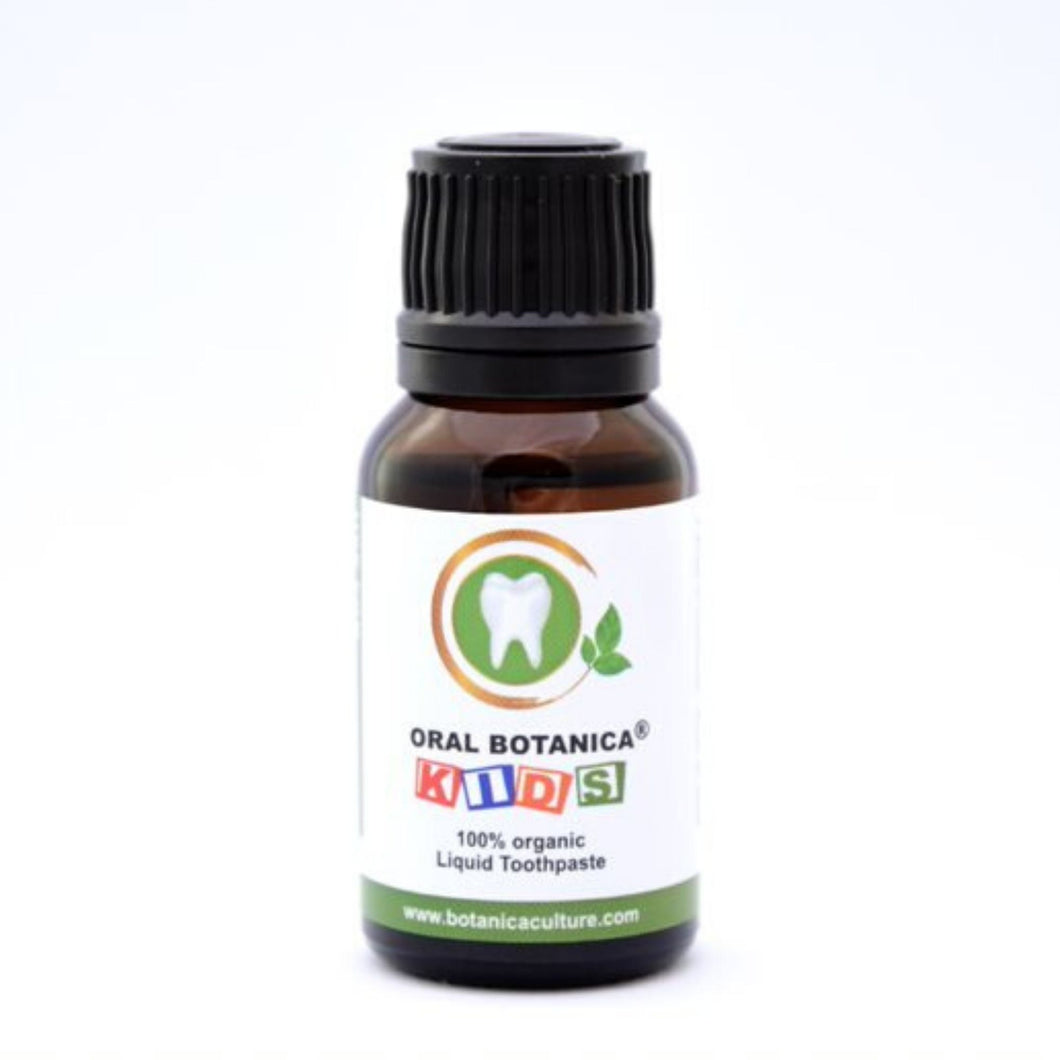 Kids Liquid 100% Organic Toothpaste 15ml