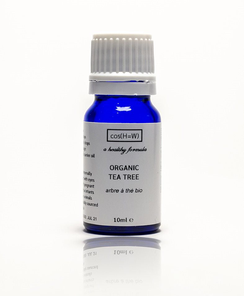 Organic Tea Tree 10ml
