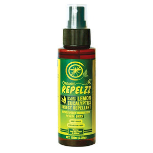 Organic Repelzz Natural Insect Repellent 100ml