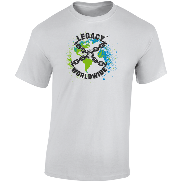 White Legacy Worldwide T Shirt