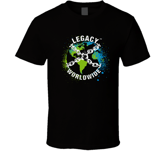 Black Legacy Worldwide T Shirt