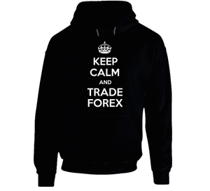Keep Calm and Trade Forex Hoodie