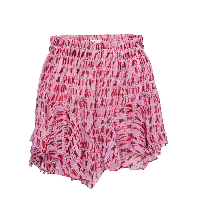 Sornel Shorts In Red
