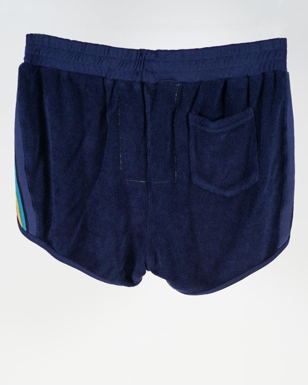 Aviator Nation Bike Shorts in Blue