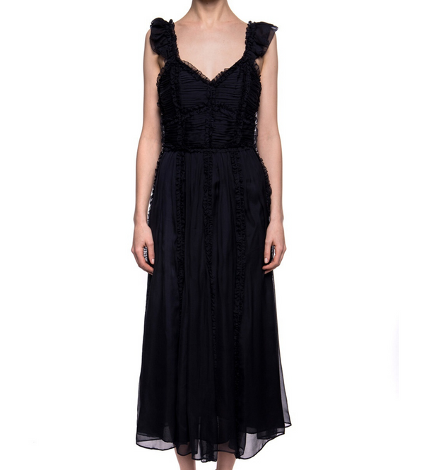 Florence Dress in Midnight