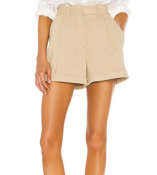 Napa short in Beige