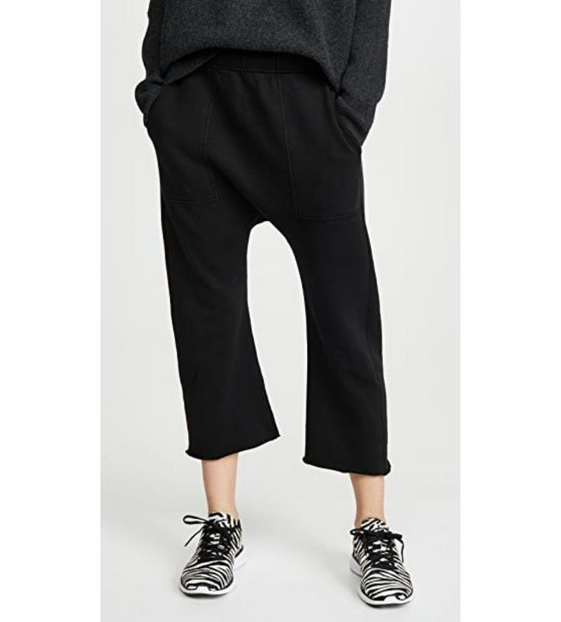 SF Sweatpant in Black