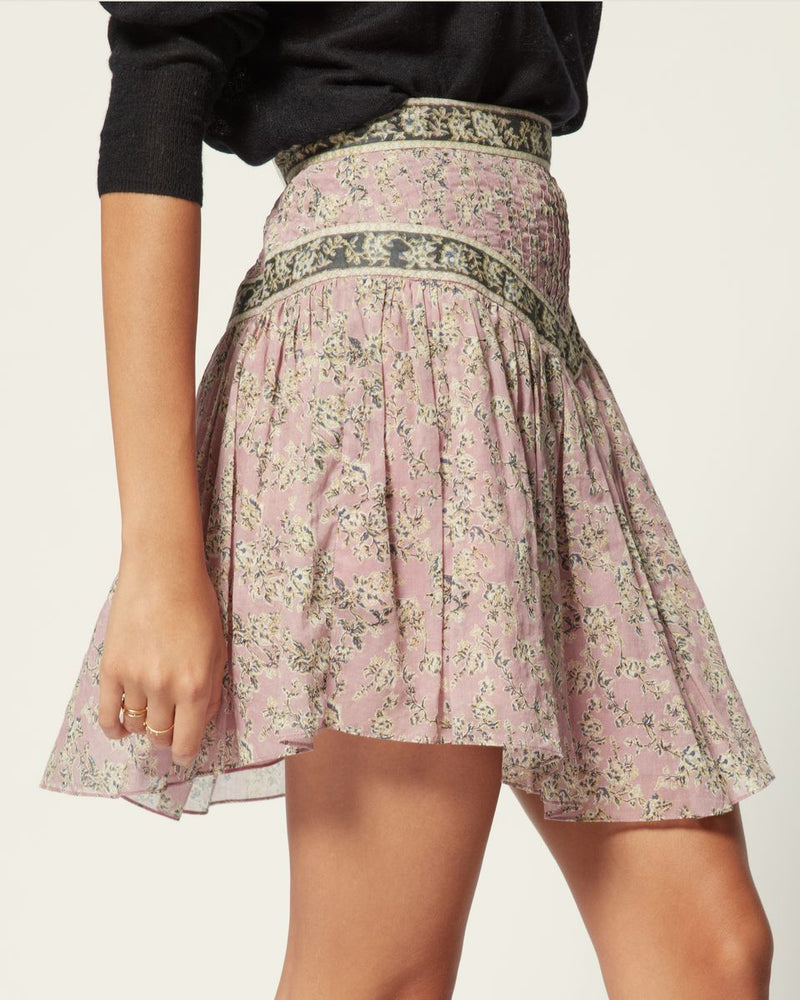 Valerie Skirt in Lilac