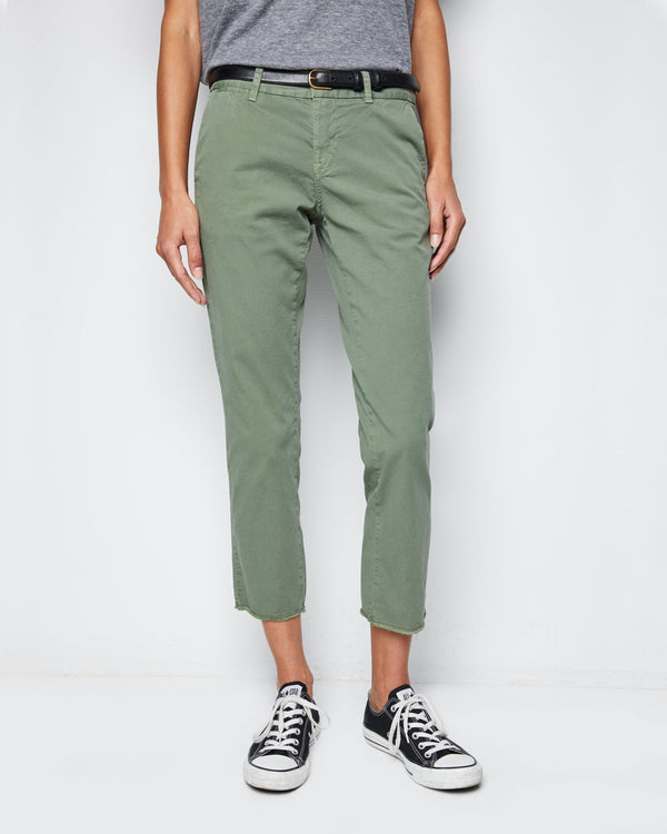 East Hampton Pant in Camo