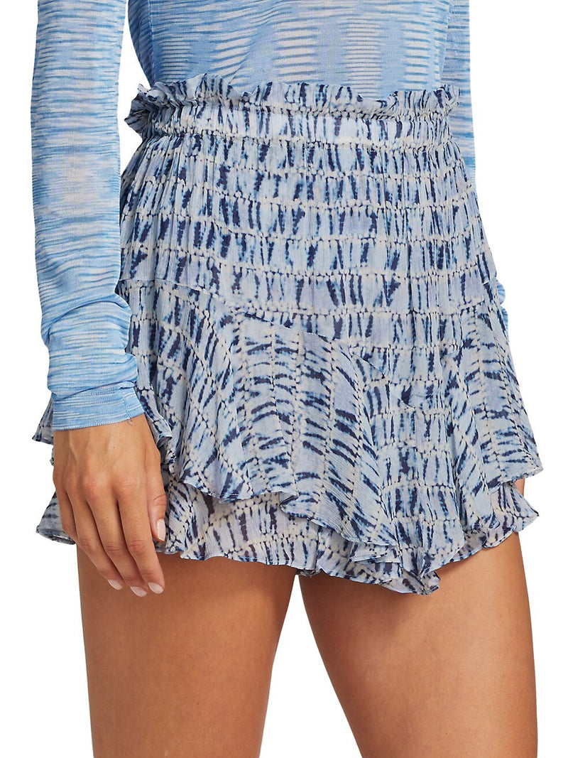 Sornel Shorts In Blue