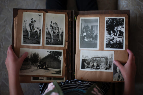 Laura Furlham Photo album remembrance gifts