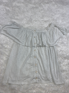 American Eagle Short Sleeve Top Size Medium