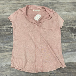 Free People Short Sleeve // Size Extra Small