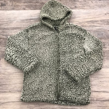 Load image into Gallery viewer, Love Tree Sherpa Jacket // Size Medium