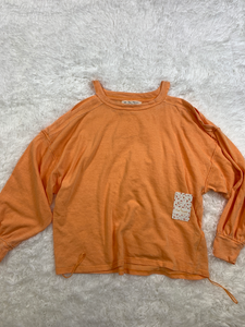 We The Free Long Sleeve Top Size Extra Small