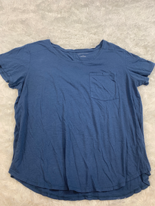 American Eagle Short Sleeve Top Size Large