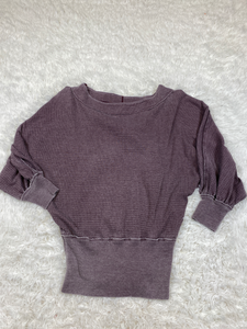 Free People Long Sleeve Top Size Extra Small