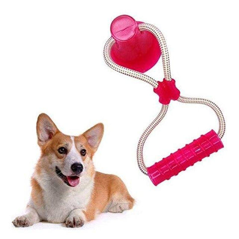 Image of Rubber Stick Mega Tug Suction Dog Toy