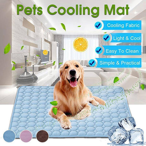 Dog Summer Cooling Mat