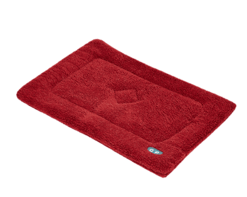 Luxury Sherpa Crate Mat
