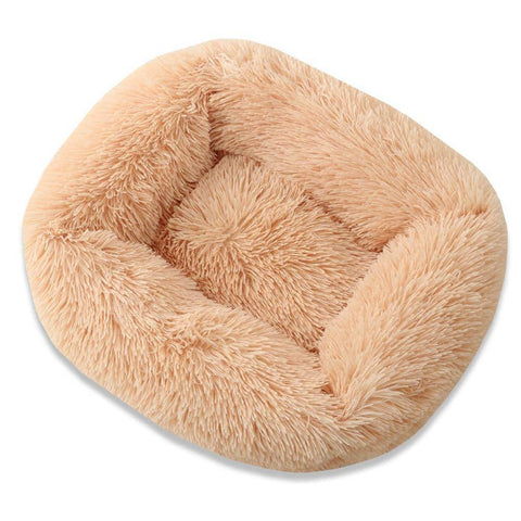 Image of Anti-Anxiety Calming Dog Bed - Square