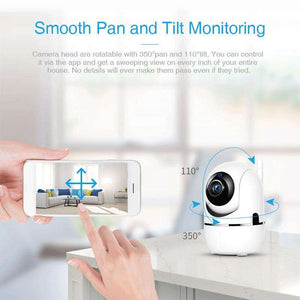 1080P Pet Monitoring WIFI Camera
