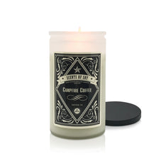 Campfire Coffee Rustic Soy Candle