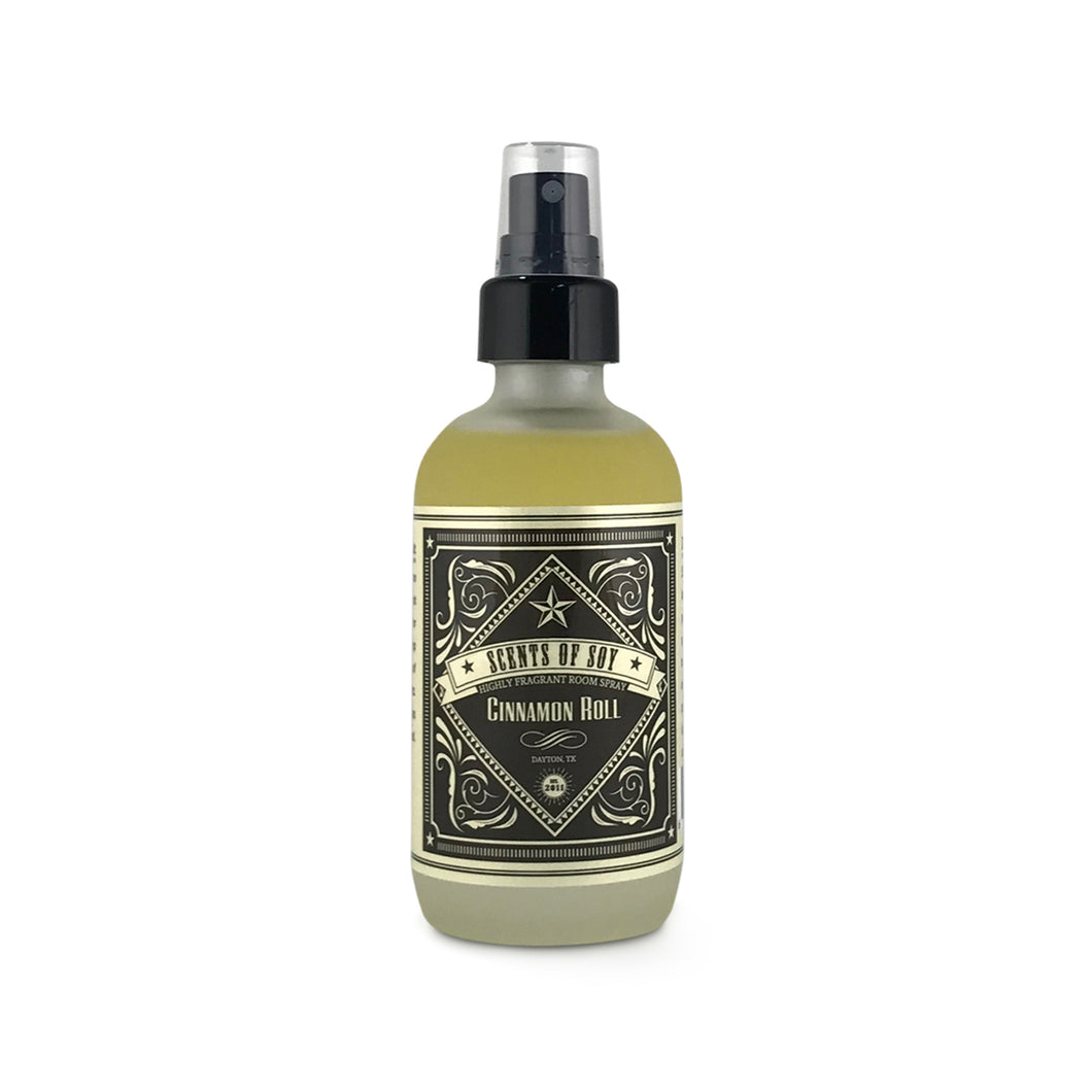 Cinnamon Roll Rustic Room Spray