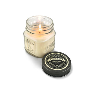 Country Roads Mason Jar Soy Candle
