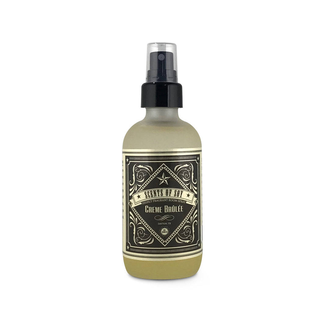 Creme Brûlée Rustic Room Spray