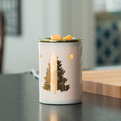Golden Fir Full-Size Warmer