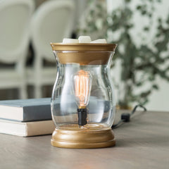 Hurricane Edison Bulb Illumination Full-Size Warmer