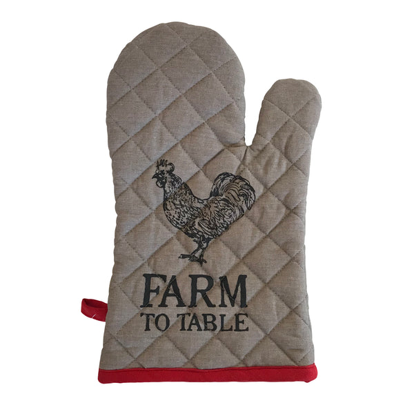 Farm to Table Chicken Hot Mitt
