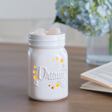 Mason Jar Dream Mid-Size  Warmer