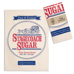 Sugar Sack Tea Towel