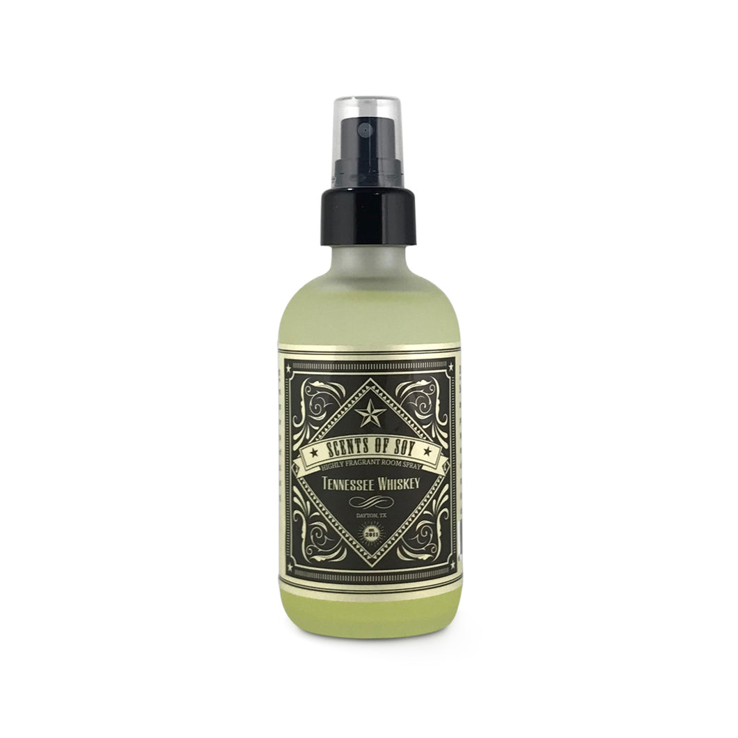 Tennessee Whiskey Rustic Room Spray