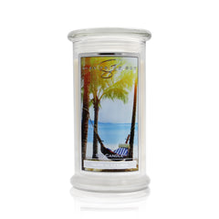 Tropical Getaway Soy Candle